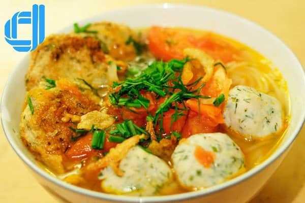 Bún chả cá Đà Nẵng - Lạ mà quen với hương vị đậm đà miền Trung