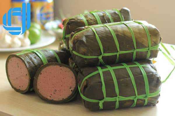 Chả bò Đà Nẵng - Đặc sản làm quà đậm đà hương vị miền Trung