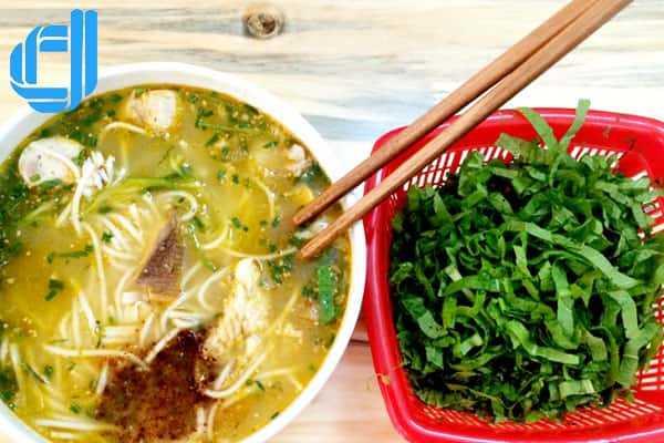 Cháo canh Quảng Bình - món ngon đậm đà hương vị miền Trung