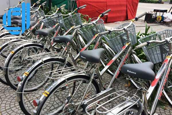 Cho thuê xe đạp Đà Nẵng giá rẻ, giao tận nơi