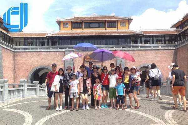 Công ty tổ chức du lịch An Giang Đà Nẵng uy tín chuẩn 3 sao
