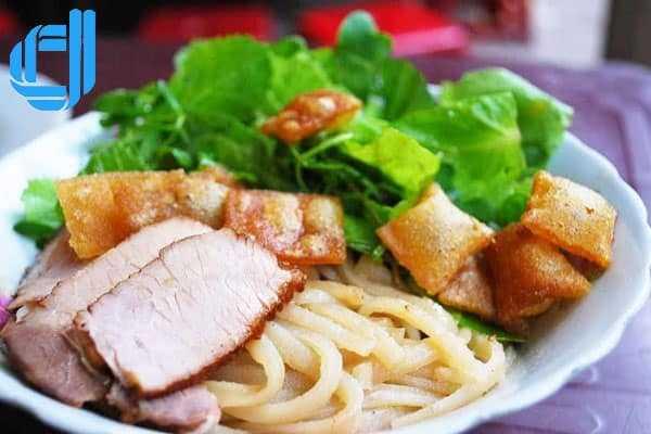 Đặc sản cao lầu - niềm tự hào của ẩm thực phố Hội