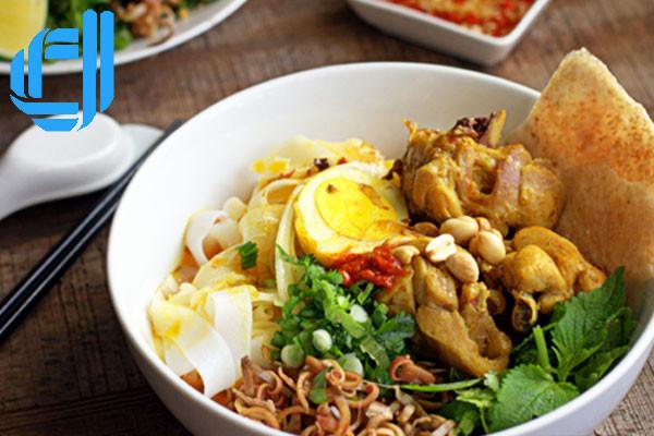 Đặc sản Mỳ Quảng, ngất ngây hương vị quê đậm đà