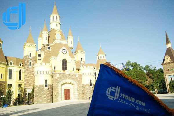 Đặt tour du lịch Đà Nẵng tháng 7 khám phá Vinpearl Land Hội An