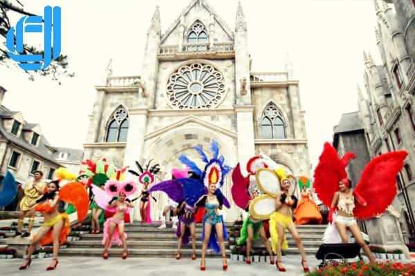 Giá tour du lịch Bình Dương Đà Nẵng trọn gói bao gồm những gì ?
