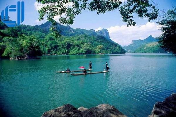 Khu du lịch hồ Phú Ninh - Địa điểm nghỉ dưỡng cuối tuần lý tưởng