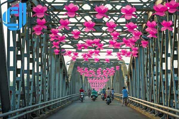 Lịch trình du lịch An Giang Huế Đà Nẵng Bà Nà Hills hợp lí