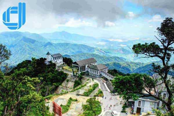 Lịch trình du lịch Đắk Lắk Huế Đà Nẵng Bà Nà Hills hợp lí