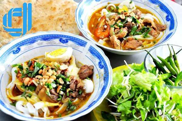 Mỳ Quảng - món ăn quê mẹ thơm nồng mùi lúa mới