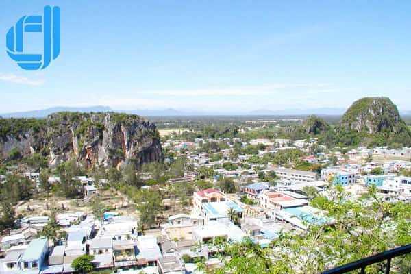 Ngũ Hành Sơn Đà Nẵng - danh thắng độc đáo núi trong lòng thành phố