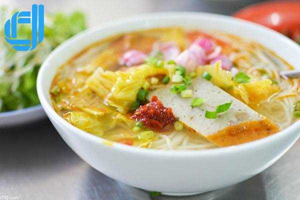 Những quán bún chả cá nổi tiếng Đà Nẵng du khách nên ghé thử