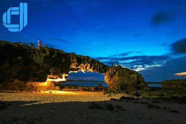 Tour du lịch đảo Lý Sơn đảo Bé An Bình 2 ngày 1 đêm | D2tour