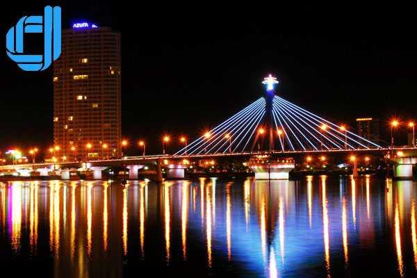 Kết quả hình ảnh cho cầu sông hàn d2tour