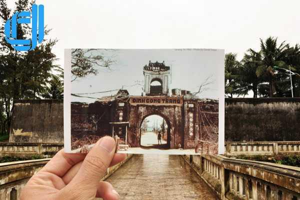 Thành cổ Quảng Trị chứng tích lịch sử bên dòng Thạch Hãn