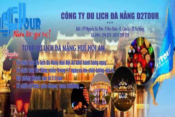 Tour Đà Nẵng Hội An Trọn Gói 2 Ngày 1 Đêm Khởi Hành Hằng Ngày