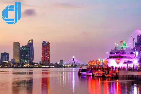 Tour du lịch Đà Nẵng từ An Giang 4 ngày 3 đêm trọn gói giá rẻ