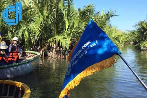Tour du lịch Rừng Dừa Bảy Mẫu 1 ngày giá rẻ đón tại Đà Nẵng
