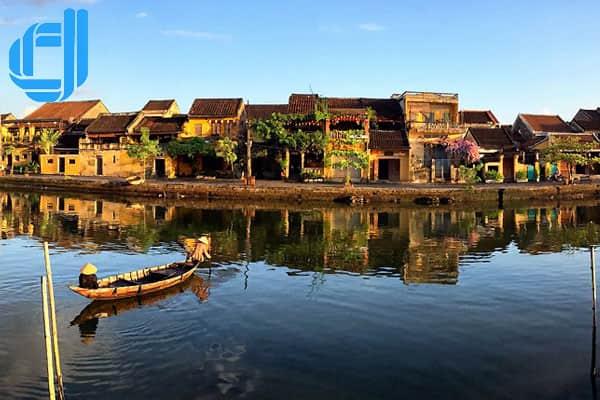 tour sài gòn đà nẵng 4 ngày 3 đêm trải nghiệm phố cổ hội an bên dòng sông hoài